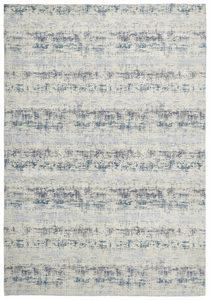 FLATVÄVD MATTA 80/150 cm  - beige/blå, Klassisk, textil (80/150cm) - Novel