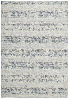 FLATVÄVD MATTA - beige/blå, Klassisk, textil (80/150cm) - Novel