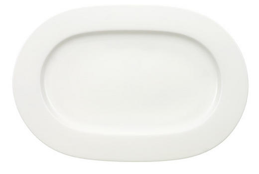 SERVIERPLATTE - Weiß, Basics (34cm) - Villeroy & Boch