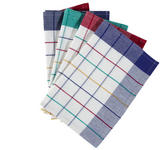 GESCHIRRTUCH-SET 4-teilig Blau, Grün, Rot  - Blau/Rot, KONVENTIONELL, Textil (45/65cm) - Boxxx
