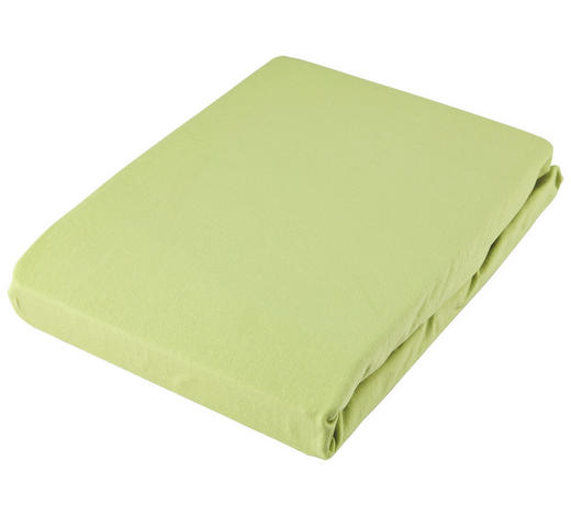 SPANNLEINTUCH 180/200 cm  - Grün, Basics, Textil (180/200cm) - Fussenegger