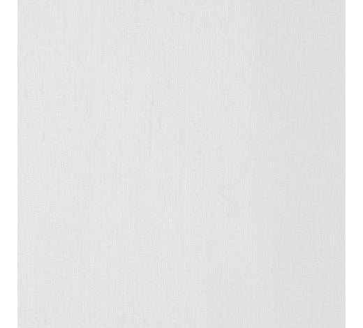 VORHANGSTOFF per lfm transparent - Weiß, Basics, Textil (180cm) - Esposa