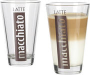 KAFFEEGLAS 300 ml     - KONVENTIONELL, Glas (0,30l) - Novel