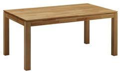 ESSTISCH in Holz 160(290)/90/75 cm   - Buchefarben, KONVENTIONELL, Holz (160(290)/90/75cm) - Linea Natura