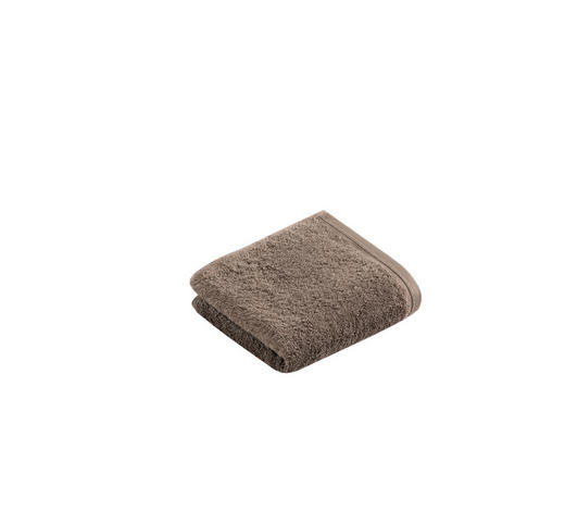 GÄSTETUCH 40/60 cm - Grau, Basics, Textil (40/60cm) - Vossen