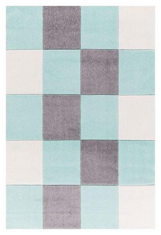 KINDERTEPPICH  160/230 cm  Mintgrün, Multicolor - Multicolor/Mintgrün, Basics, Textil (160/230cm)