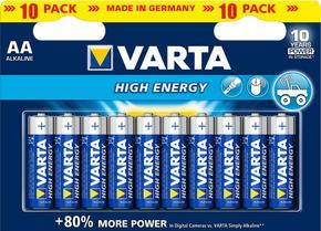BATTERI - Klassisk (16,7/12/1,6cm) - Varta