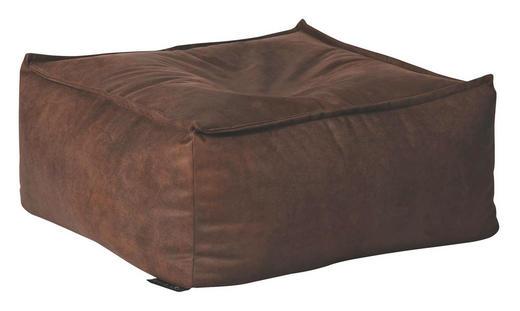 SITZSACK Flachgewebe Braun - Braun, Design, Textil (70/30/70cm) - Carryhome