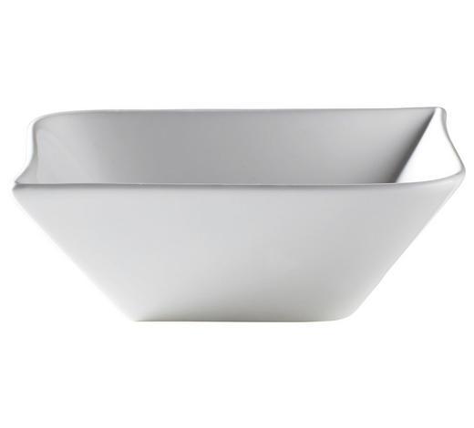 MÜSLISCHALE  - Weiß, Design, Keramik (14/14/5cm) - Ritzenhoff Breker