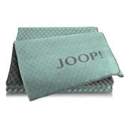 ODEJA - turkizna/skrilavec, Konvencionalno, tekstil (150/200cm) - Joop!