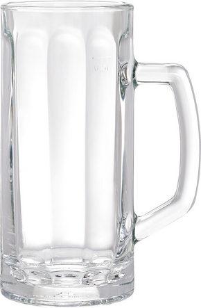 ÖLGLAS - klar, Klassisk, glas (0,5l) - Homeware