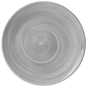 MATTALLRIK - grå, Klassisk, keramik (26cm) - Ritzenhoff Breker