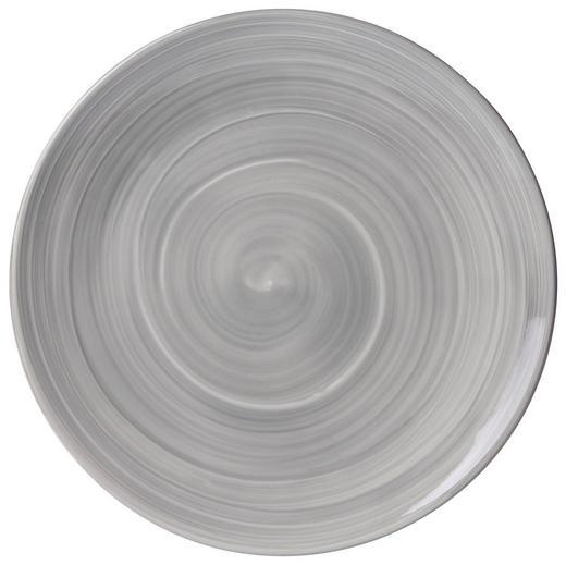 SPEISETELLER 26 cm - Grau, KONVENTIONELL, Keramik (26cm) - Ritzenhoff Breker