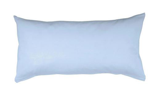 KOPFKISSENBEZUG Hellblau 40/80 cm - Hellblau, Basics, Textil (40/80cm) - SCHLAFGUT