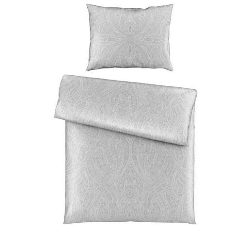POSTELJINA 140/200 cm  - boje srebra, Konvencionalno, tekstil (140/200cm) - Novel