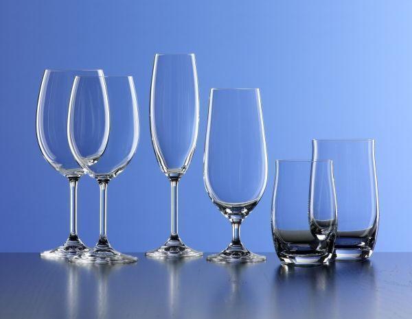ČAŠA ZA BIJELO VINO - prozirno, Konvencionalno, staklo (0.35l) - HOMEWARE
