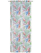 FERTIGVORHANG  halbtransparent   135/245 cm  - Multicolor, Design, Textil (135/245cm) - Esposa