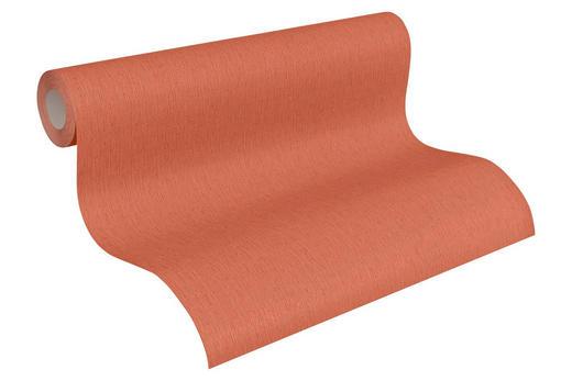 VLIESTAPETE 10,05 m - Orange, Design, Textil (53/1005cm)