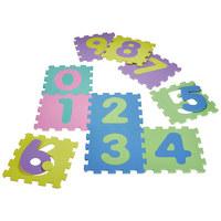 Bodenpuzzle - Multicolor, Basics, Kunststoff (30/1/30cm) - My Baby Lou