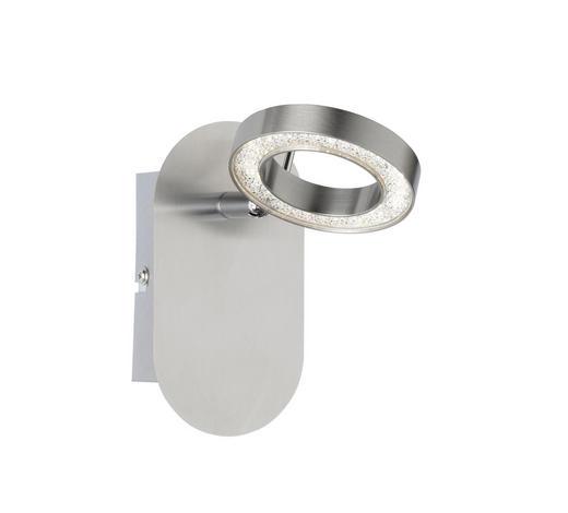 LED-WANDLEUCHTE - Design, Kunststoff/Metall (9/16/15cm)