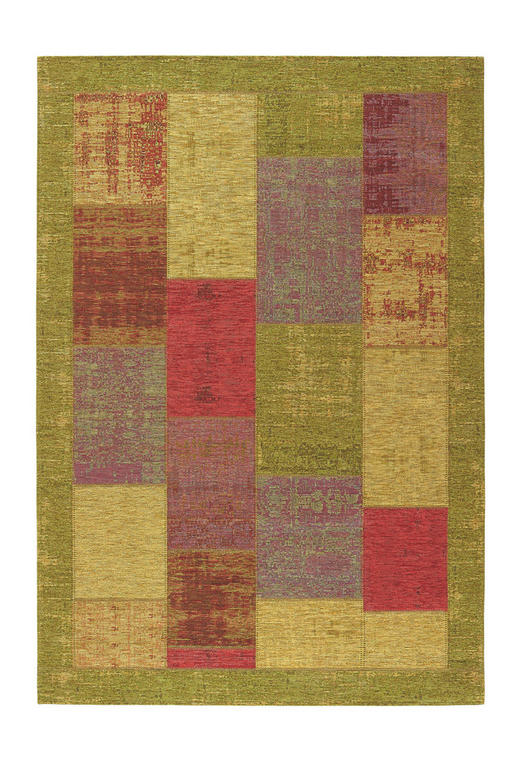FLACHWEBETEPPICH  130/190 cm  Multicolor - Multicolor, Basics, Textil (130/190cm) - Novel