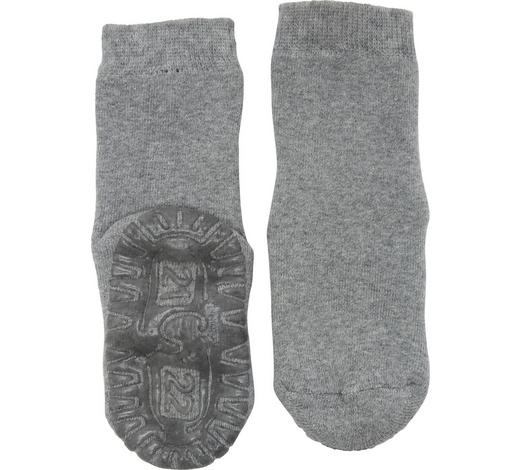 PONOŽKY - šedá, Basics, textil (24null) - Sterntaler