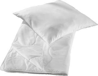 BETTENSET  135/200 cm - Weiß, Basics, Textil (135/200cm) - SLEEPTEX