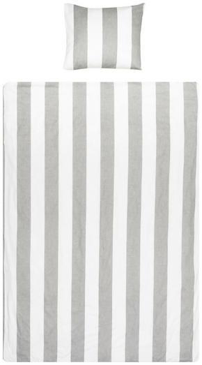 PÅSLAKANSET - vit/grå, Basics, textil (50/60cm)