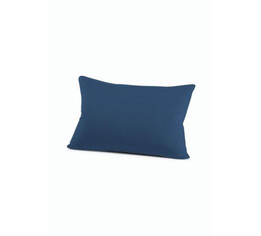 POLSTERBEZUG 40/60 cm - Dunkelblau, Basics, Textil (40/60cm) - Schlafgut