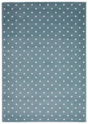 BARNMATTA - blå, Trend, textil (120/170cm) - Ben'n'jen