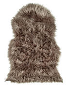 Schaffellimitat  60/90 cm  Taupe - Taupe, Basics, Textil (60/90cm) - Ambia Home