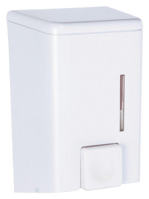SEIFENSPENDER - Weiß, Basics, Kunststoff (10/16/8,5cm)