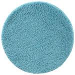 BADEMATTE in Blau - Blau, Basics, Weitere Naturmaterialien/Textil (60cm) - Esposa