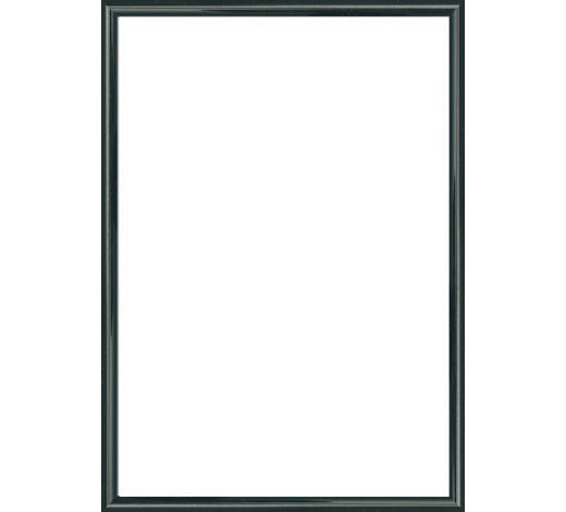 BILDERRAHMEN in Schwarz  - Schwarz, Basics, Glas/Kunststoff (61/81cm)