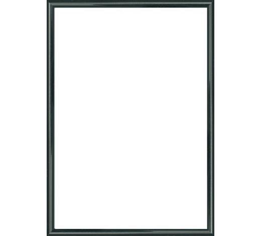 RÁM NA OBRAZY - černá, Basics, umělá hmota/sklo (61/81cm)