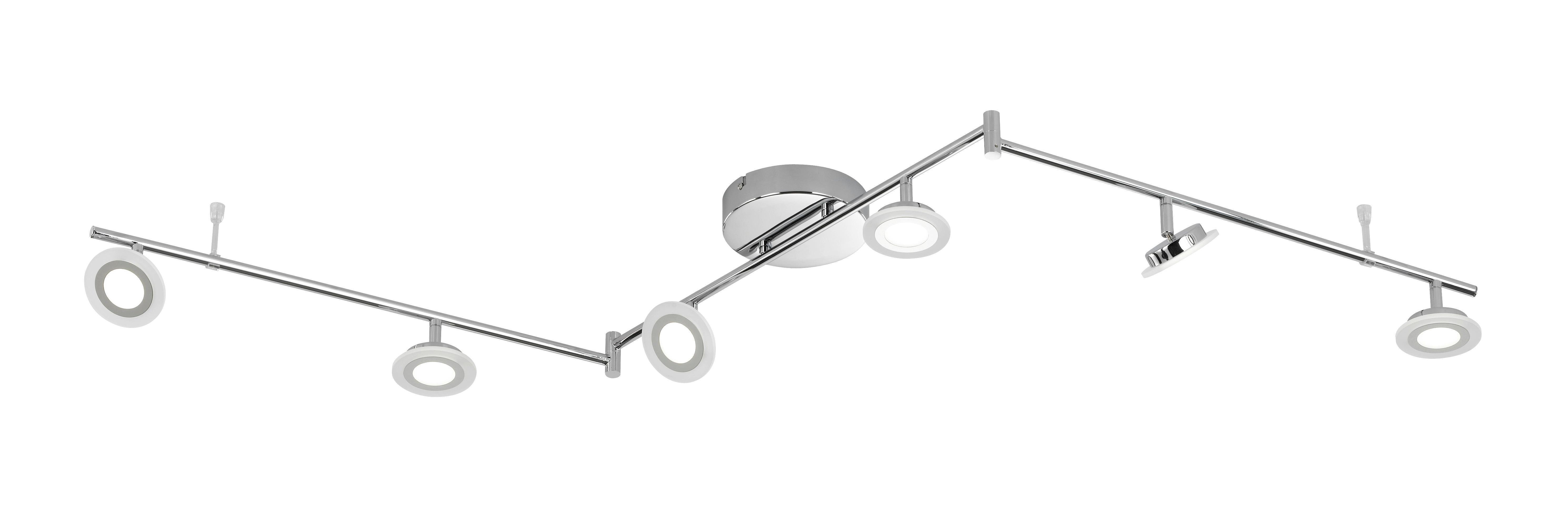 LED-STRAHLER - Design, Kunststoff/Metall (180/12,5/15,5cm)