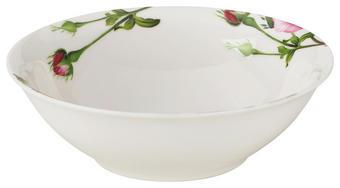 MISKA NA MÜSLI - bílá/růžová, Lifestyle, keramika (16cm) - Landscape