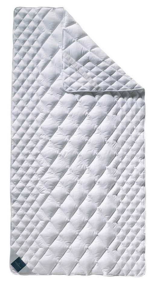 Matratzenauflage 180/200 cm - Weiß, Basics, Weitere Naturmaterialien (180/200cm) - BILLERBECK