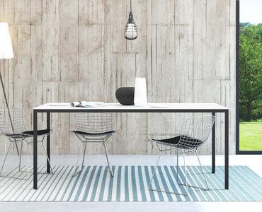BORDSSKIVA - ekfärgad, Design, träbaserade material (180/90/1,2cm) - Hom`in