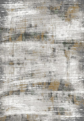 VÄVD MATTA - silver, Design, textil (80/150cm) - Dieter Knoll