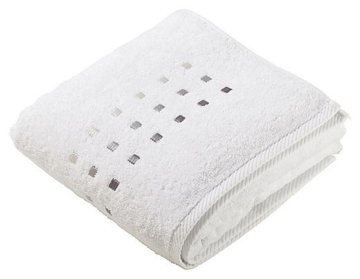 RUČNÍK - bílá, Konvenční, textilie (50/100cm) - Esposa