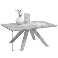 KLUBSKA MIZA, 110/45/70 cm hrast - hrast, Design, les (110/45/70cm) - Linea Natura