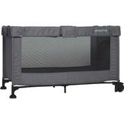 REISEBETT T5 - GRAU MELANGE - Schwarz/Grau, KONVENTIONELL, Kunststoff/Textil (126/65/75cm)