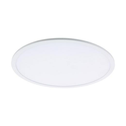 LED-DECKENLEUCHTE - Weiß, KONVENTIONELL, Kunststoff/Metall (59,5/5cm)