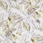 VORHANGSTOFF per lfm blickdicht  - Currygelb/Naturfarben, Design, Textil (148cm) - Esposa