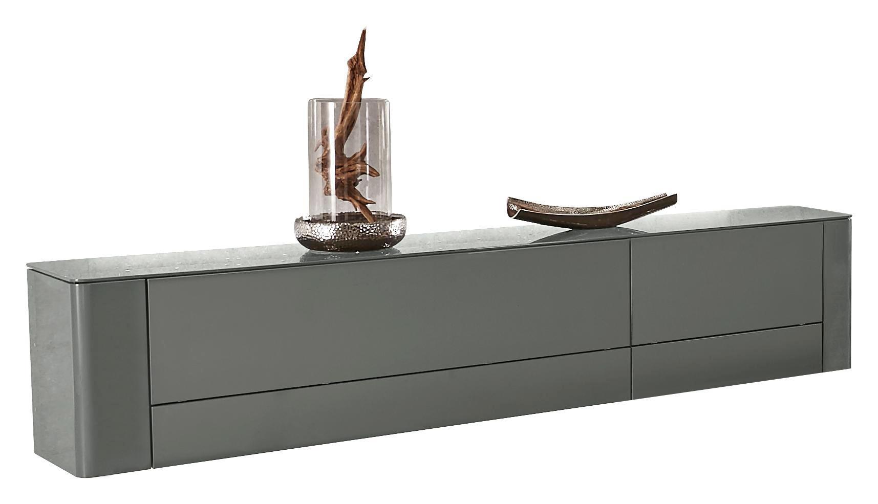 Charming Cool Lowboard Grau Hochglanz Schnsten With Lowboard Weiss Haengend