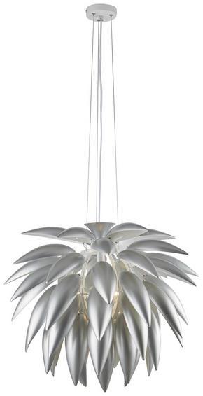 TAKLAMPA - silver, Klassisk, metall (70/150cm) - Ambiente