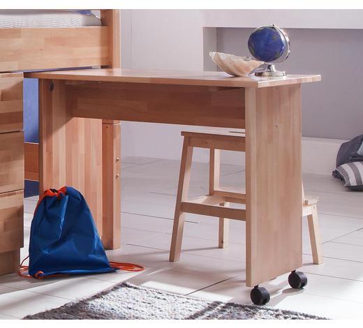 JUGENDSCHREIBTISCH in Holz  - Naturfarben, Design, Holz/Kunststoff (94/70/50cm)