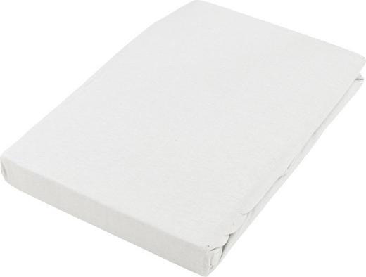 DRA-PÅ-LAKAN - gråbrun, Basics, textil (140/200cm) - BOXXX