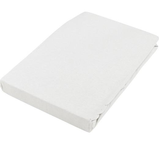 PROSTĚRADLO NAPÍNACÍ, žerzej, 100/200 cm - jílová barva, Basics, textil (100/200cm) - Boxxx